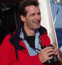 Kevin Morgan - Surrey ARG member
